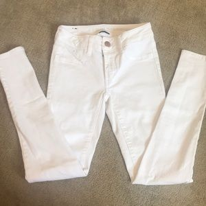 AEO White Jegging